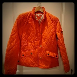 Tommy Hilfiger size large button up coat